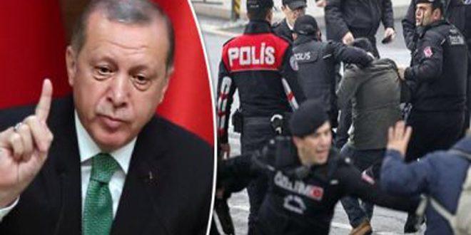قمع أردوغان مستمر.. المحاماة مهنة محفوفة بالمخاطر في تـركيا أنقرة سانا