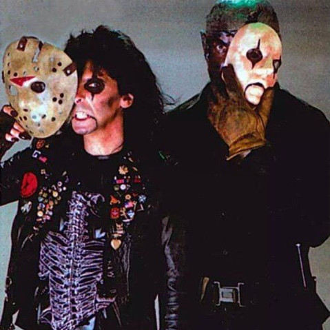 Sheffo On Twitter Alice Cooper He S Back The Man Behind The Mask Https T Co 51prxhek03