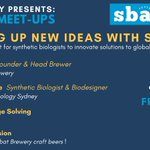 "Image for the Tweet beginning: @SBASydney meet-up time!  ""Brewing up new"