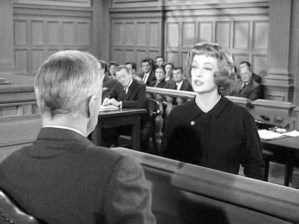 """Channing Thomson on Twitter: """"In 1963, Raymond Burr, for health reasons,  couldn't work as #PerryMason on a handful of episodes & several guest stars  filled in. For one episode, Bette Davis took"""