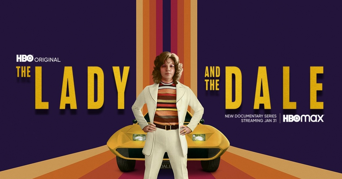 #TheLadyandtheDale is an American documentary television miniseries revolving around #ElizabethCarmichael.   It consists of four episodes and premiered on #HBO  on January 31, 2021.  Using @FlyVPN to access The Lady and the Dale, wherever you are.👉