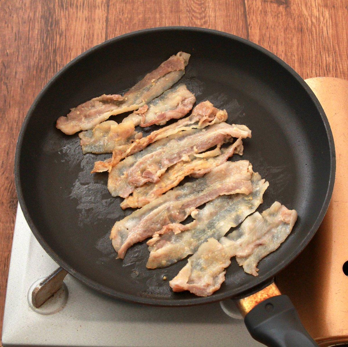 パスタ料理とも相性抜群!豚バラ肉がもっと美味しくなる方法?!