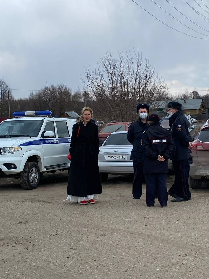Анастасия Васильева Альянс Врачей