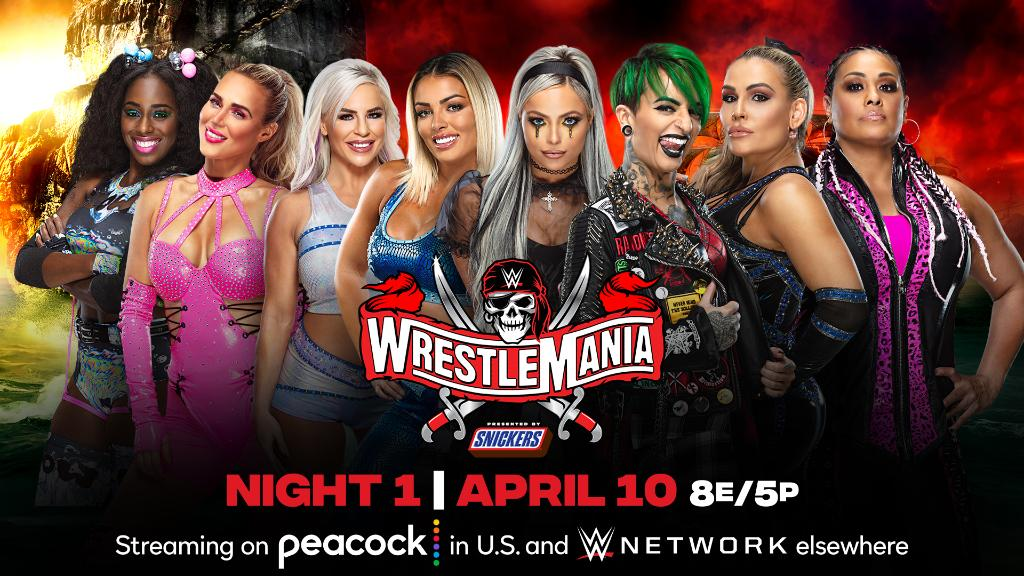 WWE Wrestlemania 37: Updated Full Card After Tag Team Turmoil & Title Match Announcement 2