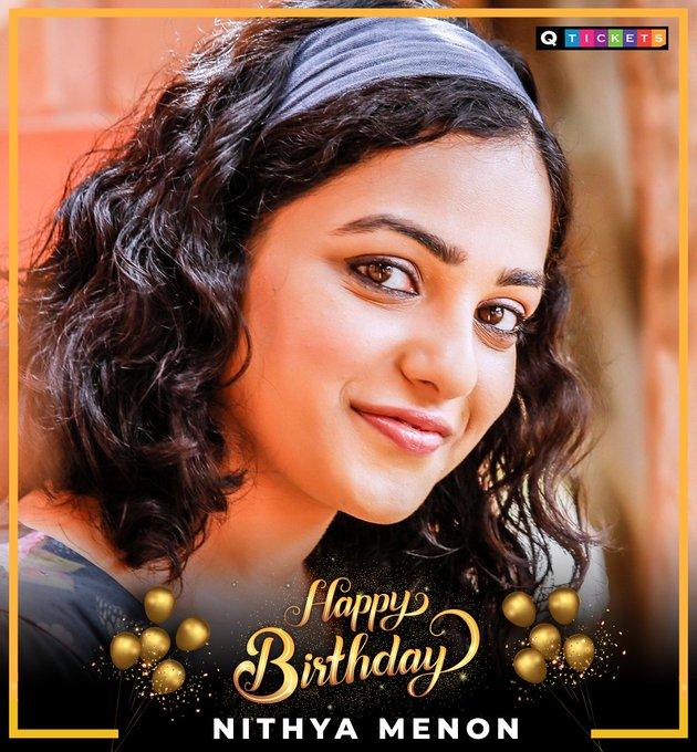 Happy Birthday Nithya Menen