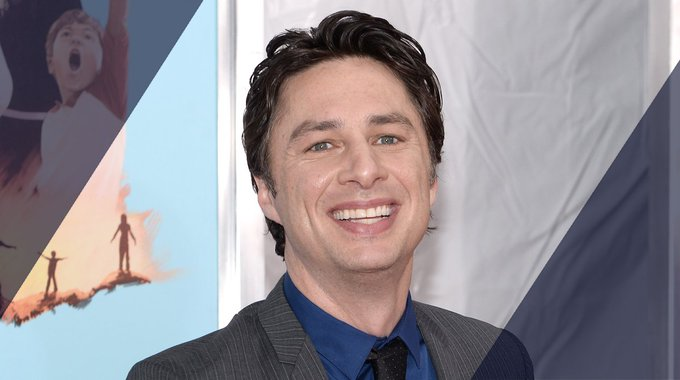 Happy birthday to Zach Braff!  Scrubs all-time classic or overrated?