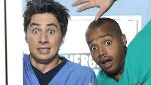 Happy Birthday Zach Braff born 1975 from one of my fave TV shows SCRUBS