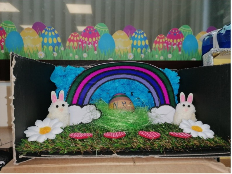 We hope you all had a very happy Easter 🐥 Here are a few pictures from our last day at school this term. Pupils created Easter dioramas!