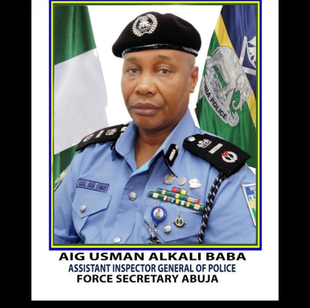President Buhari Appoints Usman Alkali Baba As New Police Chief