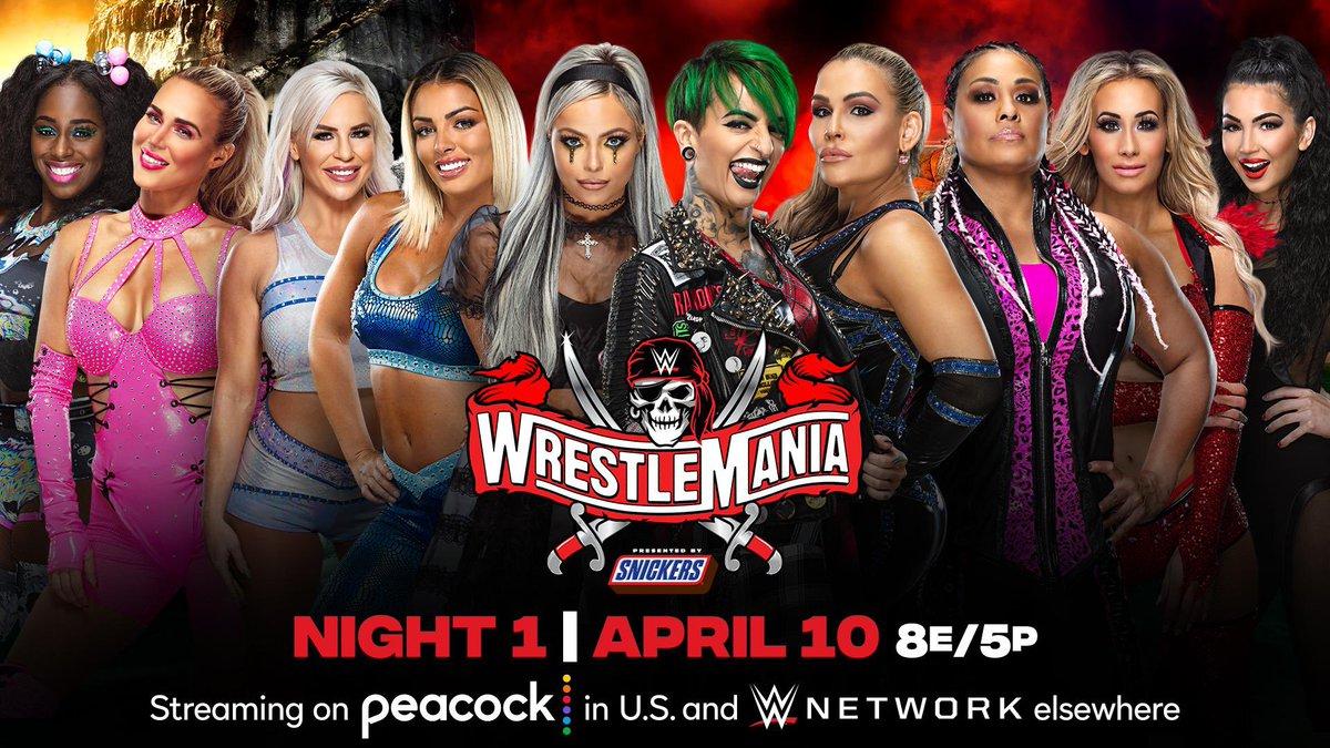 WWE Considered WrestleMania Women's Battle Royal