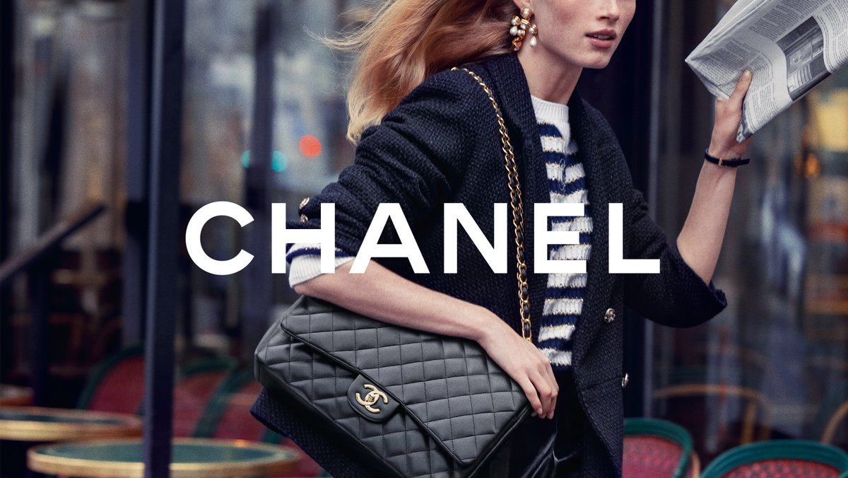Since Gabrielle Chanel liked nothing more than freedom of movement, the CHANEL iconic bag was imagined like a Ready-to-Wear creation to better follow the body in motion and the pace of a woman's life. #CHANELIconicBag #CHANEL See more at