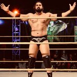 Image for the Tweet beginning: My guest is @IMPACTWRESTLING's 🇮🇳 @MahabaliShera