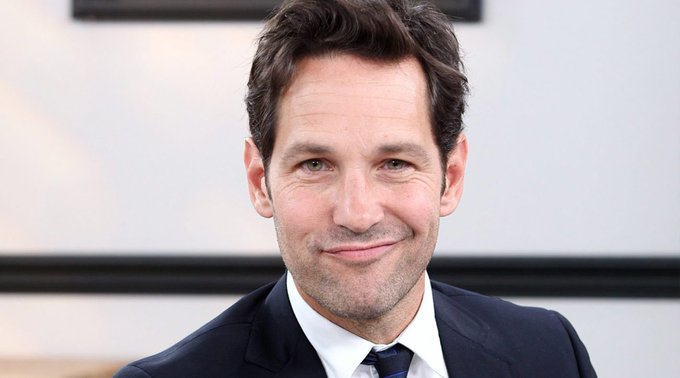 Happy birthday to the ageless king, paul rudd