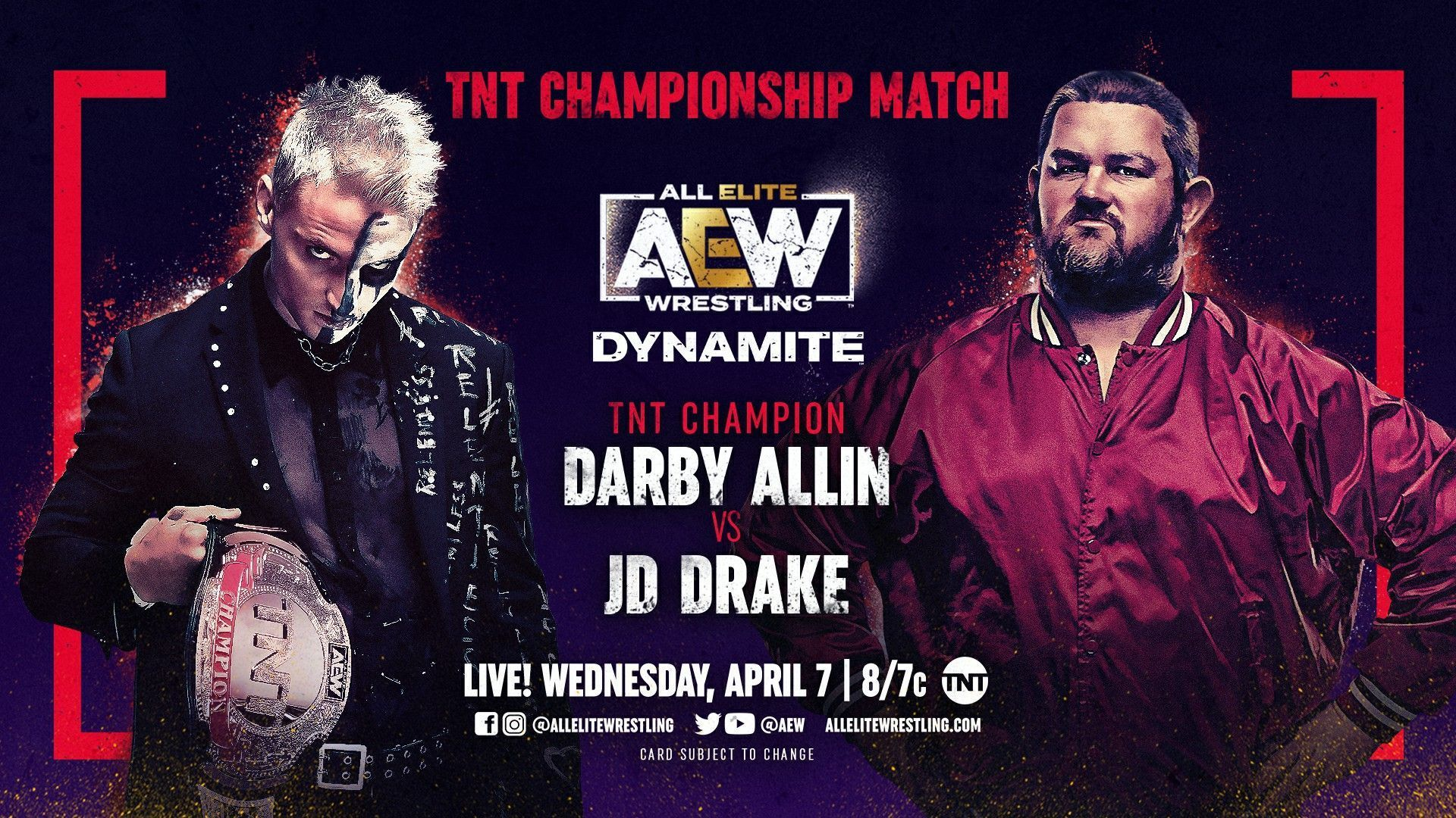 AEW Dynamite IGNITE for 4/7/21 https://pbs.twimg.com/media/EySoNdGWgAIYijt?format=jpg&name=large