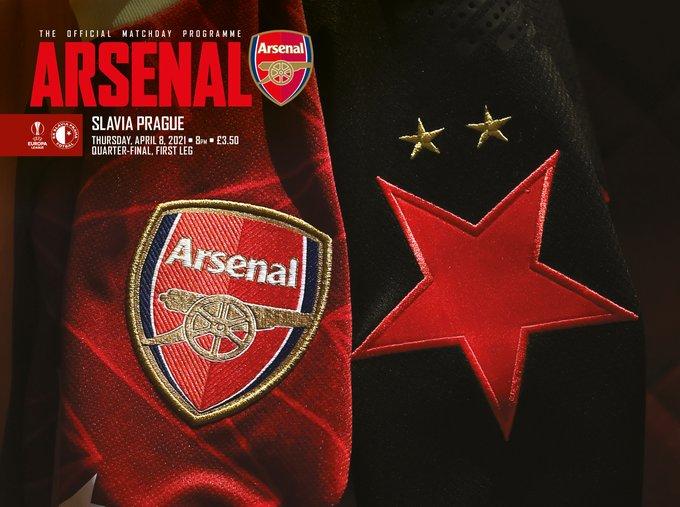 Arsenal vs Slava Prague