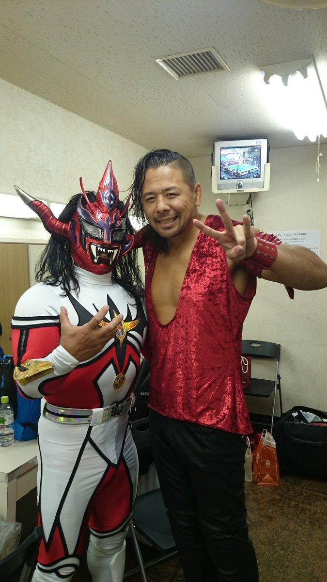@ShinsukeN's photo on #WWEHOF