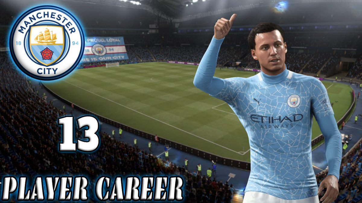 #FIFA21PlayerCareer #ManCity #Episode13 #Season2 #PremierLeague #FACup #CarabaoCupSemiFinals #MCFCMUN #MCFCLEI #MCFCWHU #ManchesterDerby #FIFA21Gameplay #FIFA21CareerMode #Livestream #RoadTo2000Subs #YouTube #Subscribe #IMPACT7 Watch Live Now: https://t.co/Hj6R8nDM1Y https://t.co/K50YVVq5pv