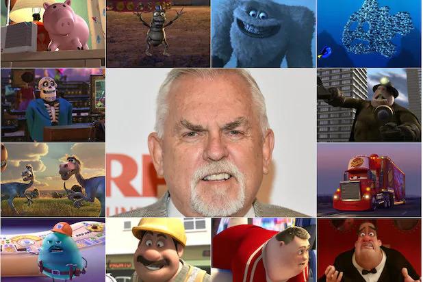 Happy birthday John Ratzenberger (The Stan Lee of Pixar)