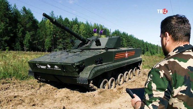 Russian Army Robots - Page 21 EyTk1VDWQAUd4G0?format=jpg&name=small