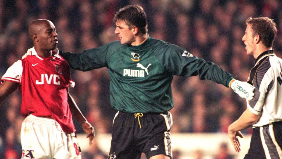 Derby County Puma Gk shirt 1996-97