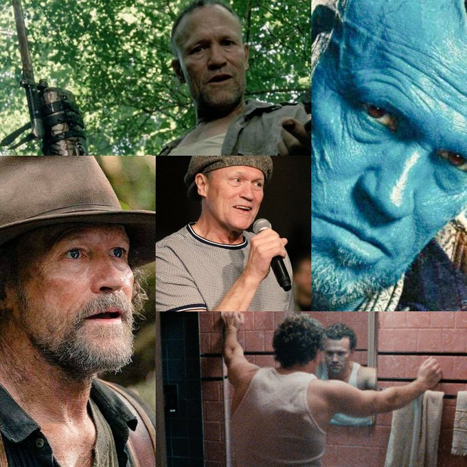 Happy birthday to Michael Rooker, who brought so many awesome characters to life.