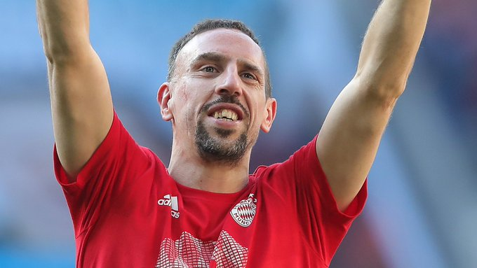 Happy Birthday, Franck Ribéry