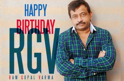 Happy 49th Birthday to Indian Director, Producer & Screenwriter, Mr Ram Gopal Varma Ji.