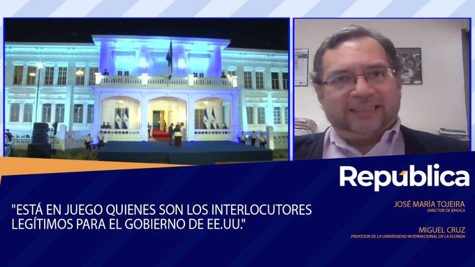 Estados Unidos desconfía de gobierno salvadoreño
