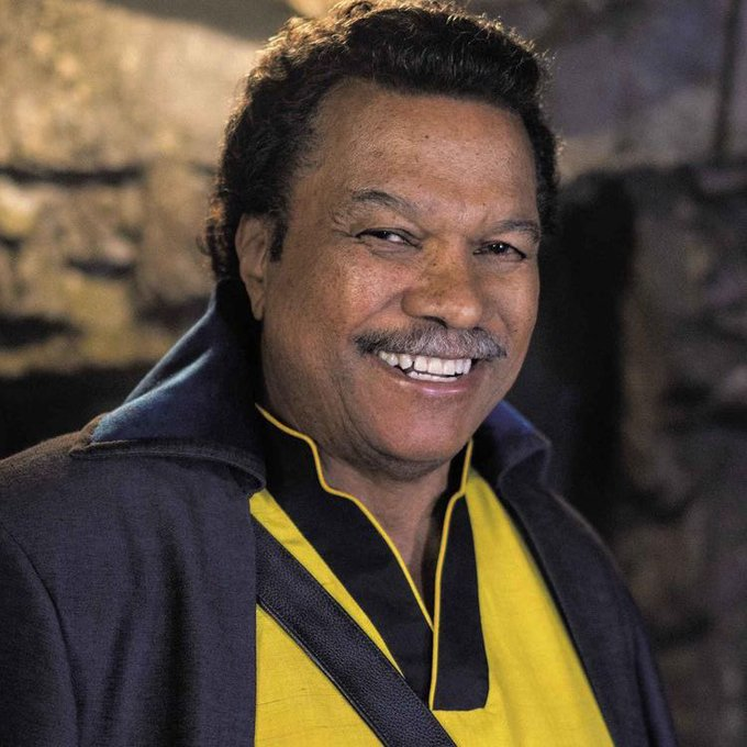 Happy birthday to billy dee williams, paul rudd, and lauren ridloff; our lando, scott, and connie