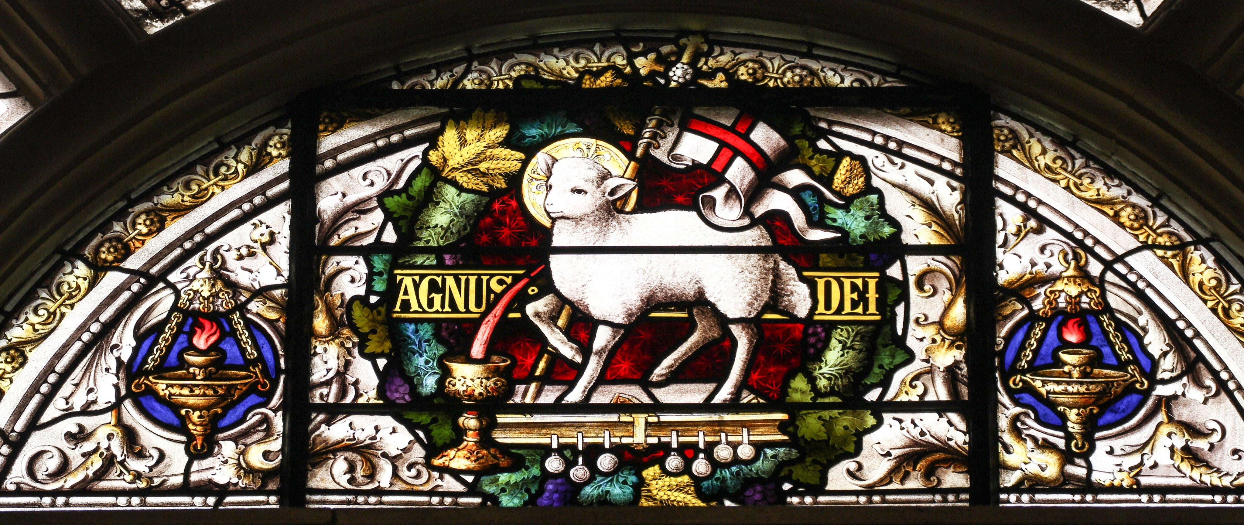 Agnus Dei, Cordeiro de Deus