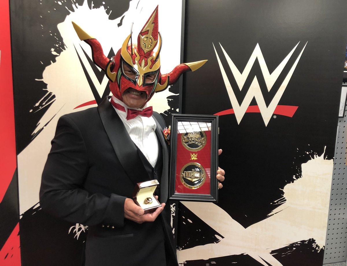 @WWEJapan's photo on #WWEHOF