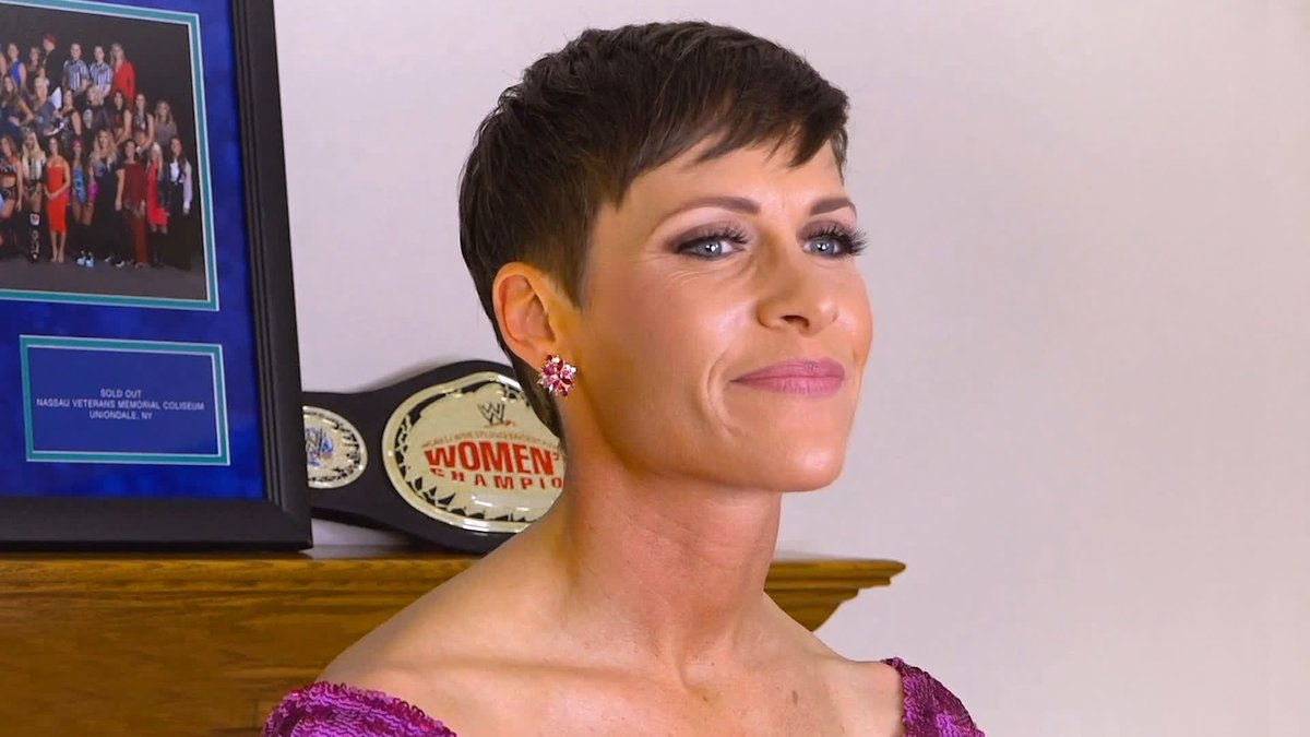 @WWENetwork's photo on Molly Holly