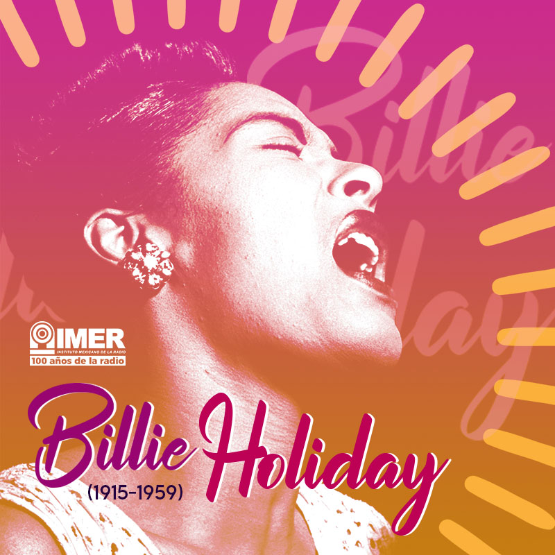 @imerhoy's photo on Billie Holiday