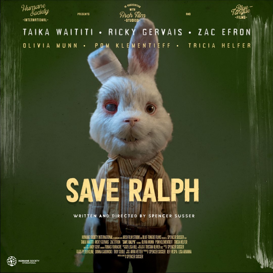 Meet Ralph. He's had a tough life, which isn't surprising given he's used as a cosmetics tester. Let's work together to help animals just like Ralph by signing @HSIGlobal's petition. Link in bio. #SaveRalph