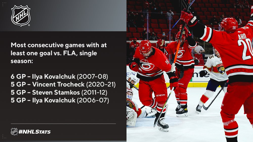 @PR_NHL's photo on Trocheck