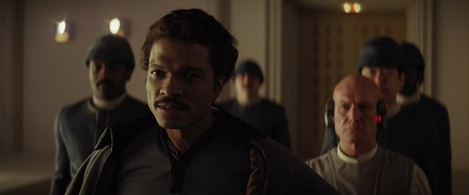 Happy birthday to Billy Dee Williams who played Lando Calrissian in the Star Wars franchise!