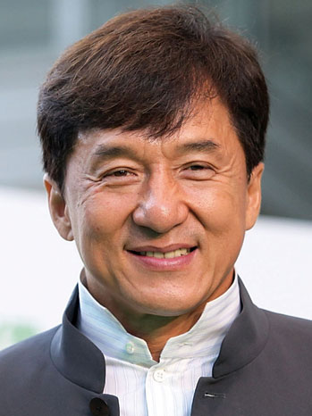 Happy birthday to Jackie Chan