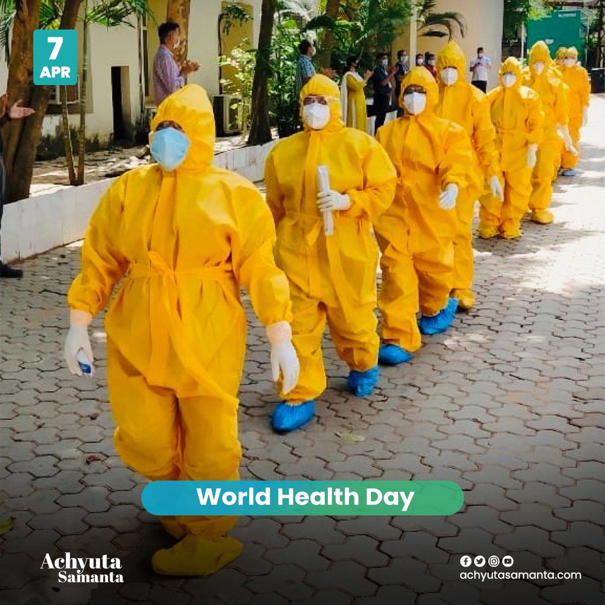@achyuta_samanta's photo on #WorldHealthDay