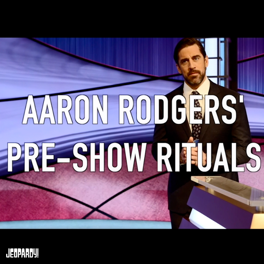 How does @AaronRodgers12 prepare to guest host? Here's how!