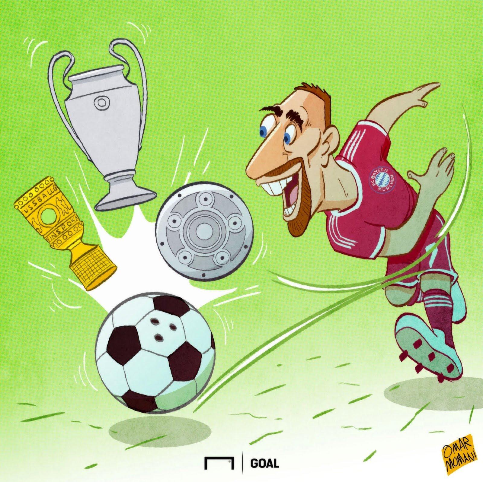 Happy Birthday Franck Ribery