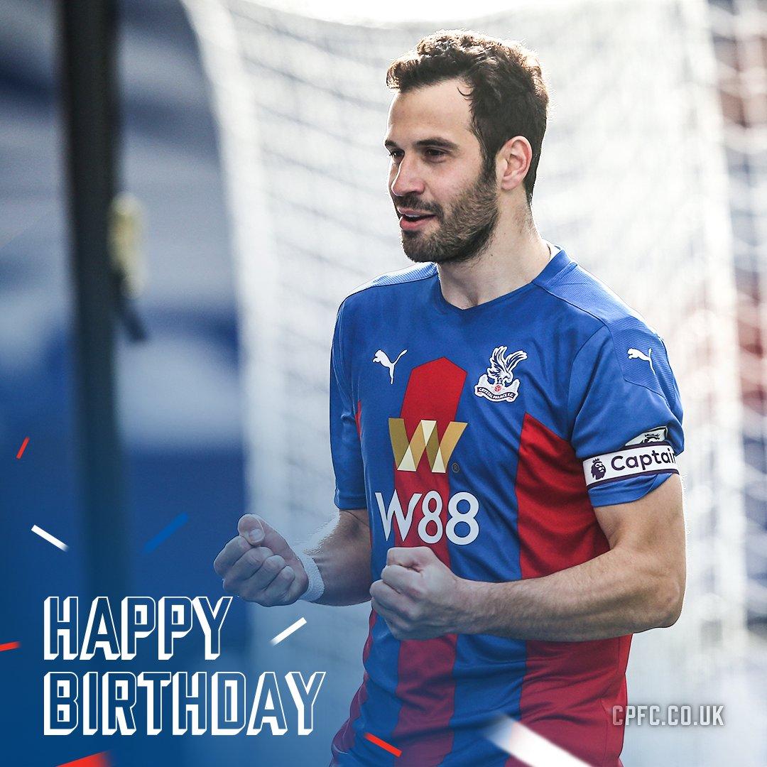 🎈 Happy Birthday, Luka Milivojevic! #CPFC   cpfc.co.uk
