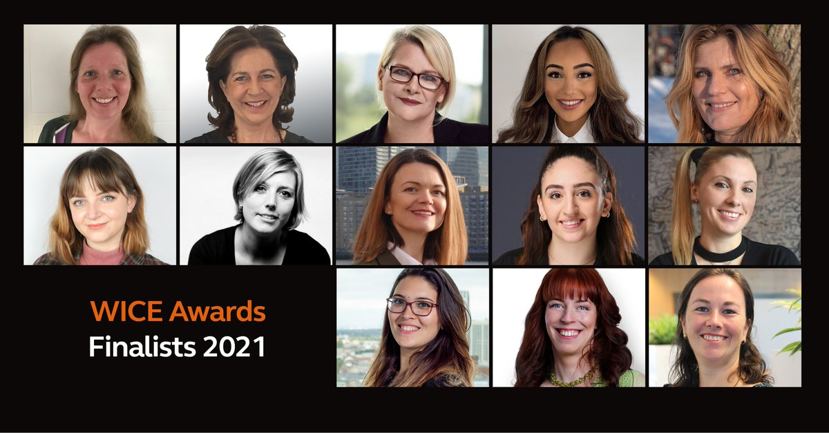 Arcadis women -WICE finalists