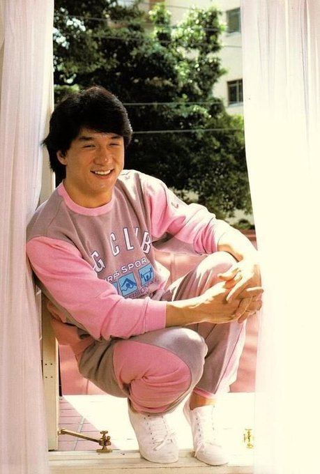 Happy birthday Jackie Chan  From