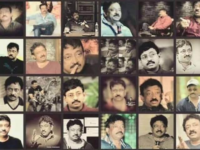 To the God of his own kind. Happy Birthday to Bhagwan Ram Gopal Varma.