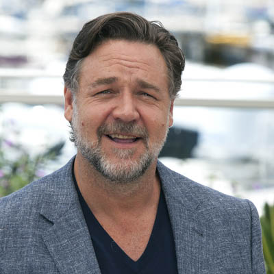 Happy Birthday to Russell Crowe he turns 57 today.