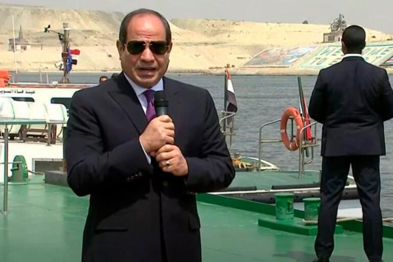 السيسي لإثيوبيا الخيارات مفتوحة إذا تمّ المساس بنقطة مياه لمصر