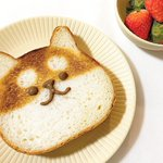 4月8日は柴の日!人気のねこねこ食パン、実は柴犬食パンにも変身できるんです!