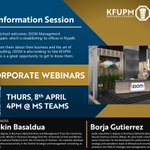 Image for the Tweet beginning: #KBS invites all #KFUPM students
