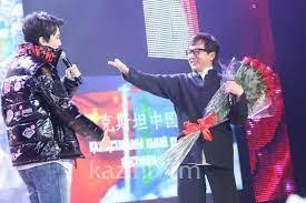 Jackie Chan Happy Birthday    Dimash & Jackie Chan REQUEST