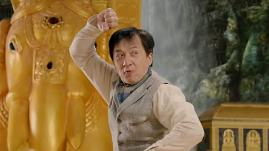 Happy 67th birthday to legendary actor Jackie Chan